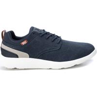 Παπούτσια Άνδρας Χαμηλά Sneakers Xti 49663 NAVY Azul marino