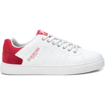 Παπούτσια Άνδρας Χαμηλά Sneakers Xti 49680 ROJO Blanco