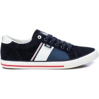 Παπούτσια Άνδρας Χαμηλά Sneakers Xti 49685 NAVY Azul marino
