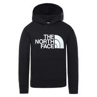 Υφασμάτινα Παιδί Φούτερ The North Face DREW PEAK HOODIE Black
