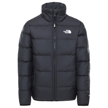 Υφασμάτινα Παιδί Μπουφάν The North Face REVERSIBLE ANDES JACKET SUMMIT Black