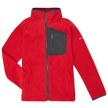 Υφασμάτινα Αγόρι Fleece Columbia FAST TREK Red