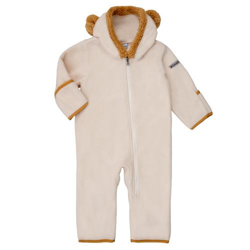 Υφασμάτινα Παιδί Ολόσωμες φόρμες / σαλοπέτες Columbia TINY BEAR Άσπρο