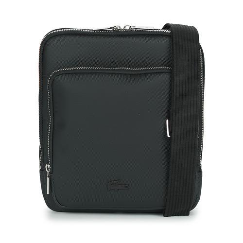 Τσάντες Άνδρας Pouch / Clutch Lacoste MEN'S CLASSIC CROSSOVER BAG Black
