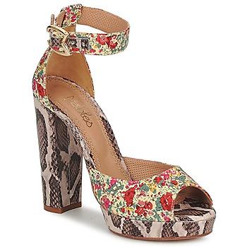 Παπούτσια Γυναίκα Σανδάλια / Πέδιλα Maloles PIRIPI Multi