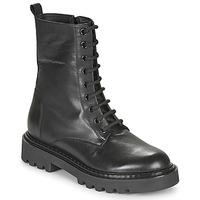 Παπούτσια Γυναίκα Μπότες Tosca Blu SF2028S547-C99 Black