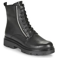 Παπούτσια Γυναίκα Μπότες Tosca Blu SF2024S470-C99 Black