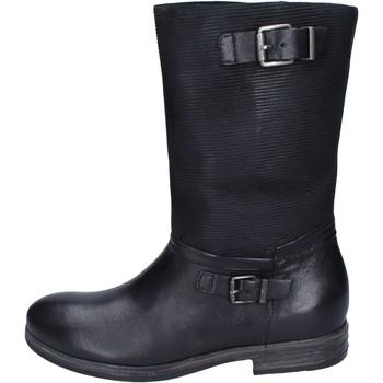 Παπούτσια Γυναίκα Μπότες για την πόλη IgI&CO BM228 Μαύρος