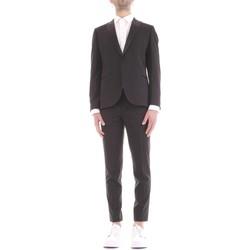 Υφασμάτινα Άνδρας Κοστούμια Mulish YAMAHA-AB213 Nero