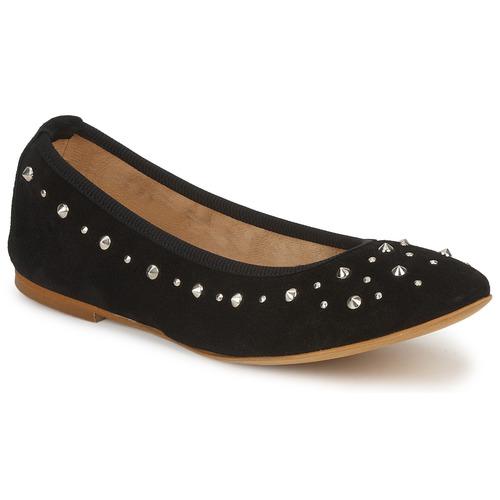 Παπούτσια Γυναίκα Μπαλαρίνες Meline LUSON Black