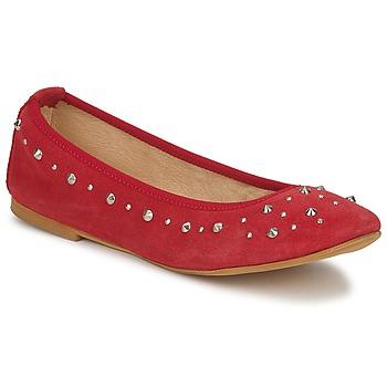 Παπούτσια Γυναίκα Μπαλαρίνες Meline LUSON Red