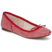 Παπούτσια Γυναίκα Μπαλαρίνες Meline BALDE ROCK Red