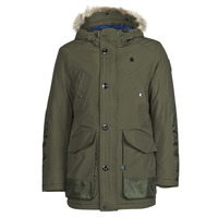 Υφασμάτινα Άνδρας Παρκά G-Star Raw VODAN PDD HDD FAUX FUR PARKA Asfalt