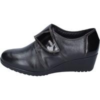 Παπούτσια Γυναίκα Μοκασσίνια Adriana Del Nista Αθλητικά BM231 Μαύρος