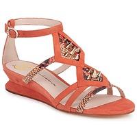 Παπούτσια Γυναίκα Σανδάλια / Πέδιλα House of Harlow 1960 CELINEY Corail