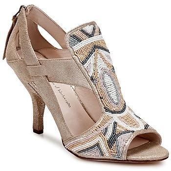 Παπούτσια Γυναίκα Σανδάλια / Πέδιλα House of Harlow 1960 MADDGE Nacre