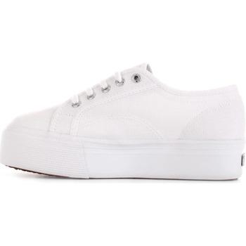 Παπούτσια Γυναίκα Χαμηλά Sneakers Superga S11181W Bianco/multicolor