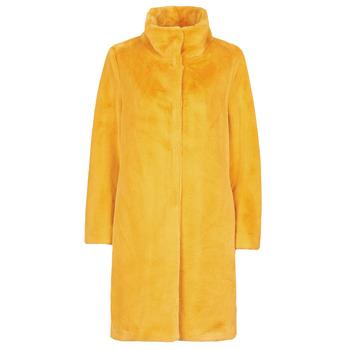 Υφασμάτινα Γυναίκα Παλτό S.Oliver 05-009-52 Yellow