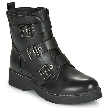 Παπούτσια Γυναίκα Μπότες Spot on F51069 Black