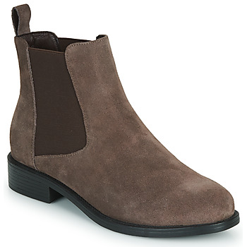 Παπούτσια Γυναίκα Μπότες Spot on F50979 Brown