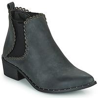 Παπούτσια Γυναίκα Μποτίνια Spot on F50939 Black