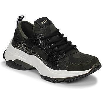 Παπούτσια Γυναίκα Χαμηλά Sneakers Steve Madden AJAX Kaki