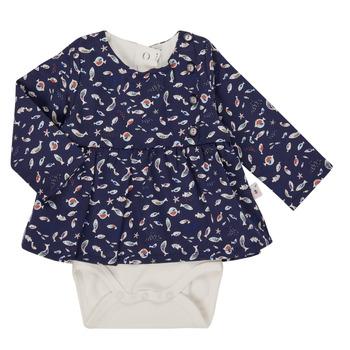 Υφασμάτινα Κορίτσι Μπλούζες Absorba 9R60002-04-C Marine