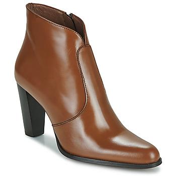 Παπούτσια Γυναίκα Μποτίνια Muratti ABRIL Cognac