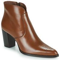 Παπούτσια Γυναίκα Μποτίνια Muratti RAINCHEVAL Brown