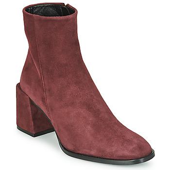 Παπούτσια Γυναίκα Μποτίνια Castaner IRIS Bordeaux