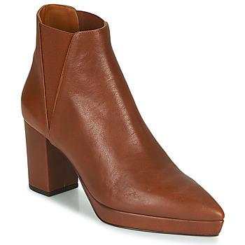 Παπούτσια Γυναίκα Μποτίνια Castaner OSCA Cognac