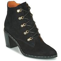 Παπούτσια Γυναίκα Μποτίνια Mam'Zelle NECLA Black