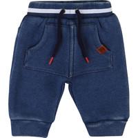 Υφασμάτινα Αγόρι Παντελόνια Πεντάτσεπα Timberland T94736 Μπλέ