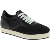 Παπούτσια Γυναίκα Χαμηλά Sneakers Hogan HXW2680R7108TCB999 nero