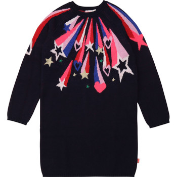 Υφασμάτινα Κορίτσι Κοντά Φορέματα Billieblush / Billybandit U12583 Μπλέ