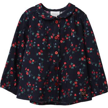 Υφασμάτινα Κορίτσι Μπλούζες Carrément Beau Y95234 Μπλέ