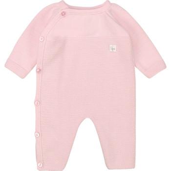 Υφασμάτινα Κορίτσι Ολόσωμες φόρμες / σαλοπέτες Carrément Beau Y94184 Ροζ