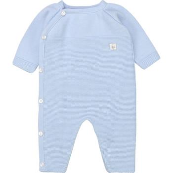Υφασμάτινα Αγόρι Ολόσωμες φόρμες / σαλοπέτες Carrément Beau Y94185 Μπλέ
