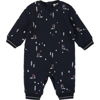 Υφασμάτινα Αγόρι Ολόσωμες φόρμες / σαλοπέτες Carrément Beau Y94187 Μπλέ