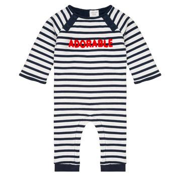 Υφασμάτινα Αγόρι Ολόσωμες φόρμες / σαλοπέτες Carrément Beau Y94188 Multicolour