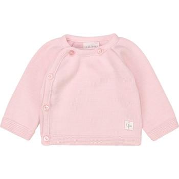 Υφασμάτινα Κορίτσι Μπλουζάκια με μακριά μανίκια Carrément Beau Y95228 Ροζ