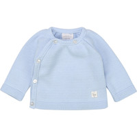 Υφασμάτινα Αγόρι Μπλουζάκια με μακριά μανίκια Carrément Beau Y95232 Μπλέ