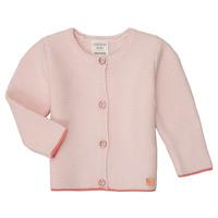 Υφασμάτινα Κορίτσι Μπουφάν / Ζακέτες Carrément Beau Y95225 Ροζ
