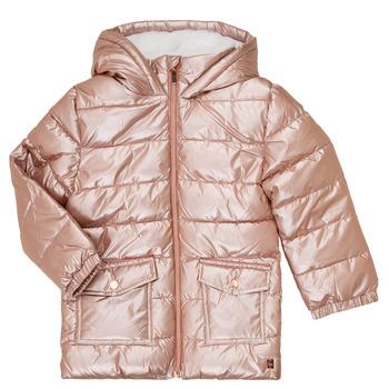 Υφασμάτινα Κορίτσι Μπουφάν Carrément Beau Y16085 Ροζ