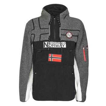 Υφασμάτινα Άνδρας Fleece Geographical Norway RIAKOLO Black