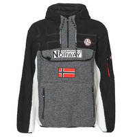 Υφασμάτινα Άνδρας Fleece Geographical Norway RIAKOLO Grey / Fonce