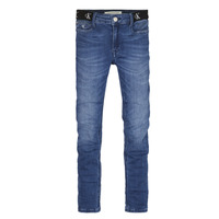 Υφασμάτινα Κορίτσι Skinny jeans Calvin Klein Jeans IG0IG00639-1A4 Μπλέ