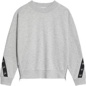 Υφασμάτινα Κορίτσι Φούτερ Calvin Klein Jeans IG0IG00687-PZ2 Grey