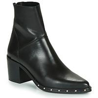 Παπούτσια Γυναίκα Μποτίνια Jonak Dacca Black