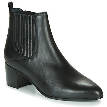 Παπούτσια Γυναίκα Μποτίνια Jonak DEBINA Black